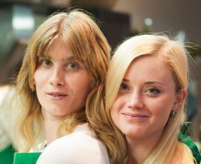 Наташа и Таня