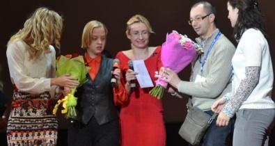 Заставка для - VII международный кинофестиваль «Кино без барьеров»