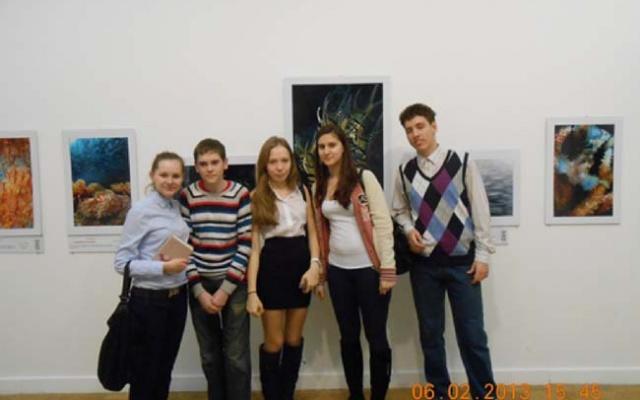 Заставка для - Участники школьной программы на выставке «Золотая Черепаха»