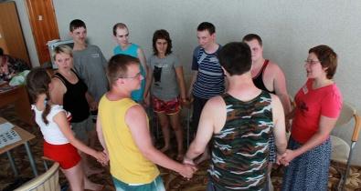 Заставка для - Группа ребят с ментальной инвалидностью прошла тренинги под руководством наших сотрудников