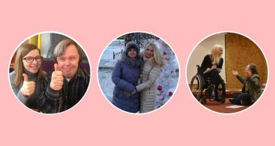 Заставка для - День святого Валентина – это праздник всех, кто любит!