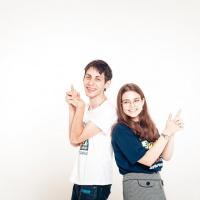 Заставка для - Саша и Кирилл