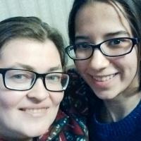 Заставка для - Настя и Таня