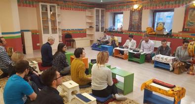 Заставка для - Медитация: новый опыт для «Лучших друзей»