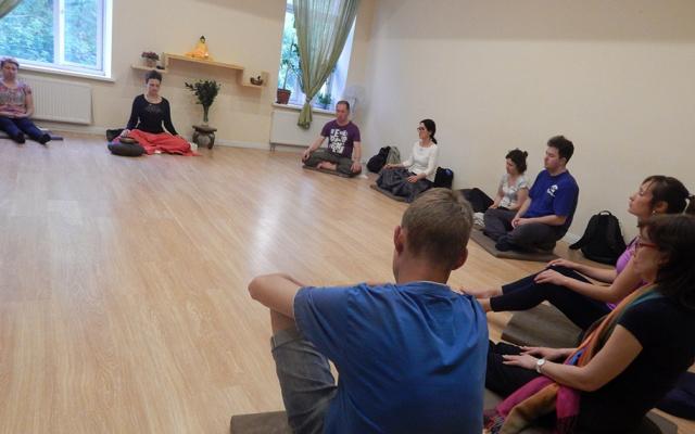 Заставка для - Путь медитации и осознанности