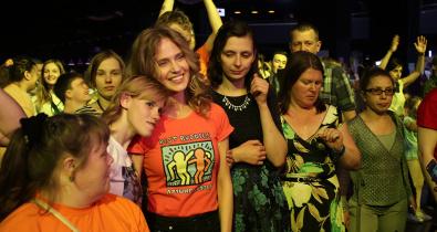 Заставка для - Танцы объединяют: создаем мир без границ