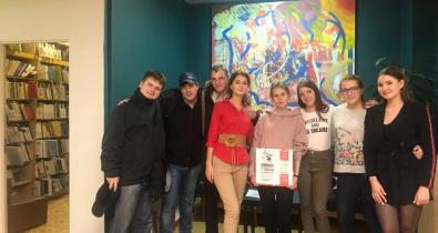 Заставка для - Встреча клуба МГМУ им. Сеченова