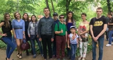 Заставка для - Летняя прогулка в Ботаническом саду