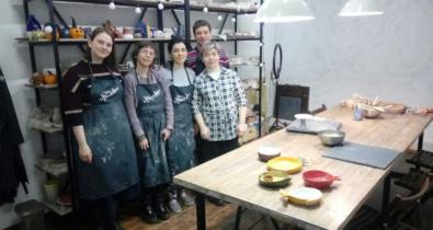 Заставка для - Мастер-класс по гончарному искусству