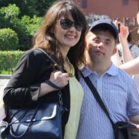 Заставка для - Сергей и Нателла