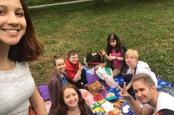 Заставка для - Участники клуба ВШЭ отдохнули на пикнике
