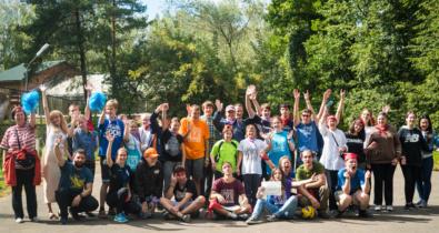 Заставка для - Стать самостоятельным: как прошли каникулы в летнем лагере «Лучших друзей»