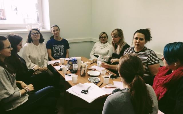 Заставка для - Обсуждение планов «Лучших друзей»: как прошла встреча волонтеров фонда