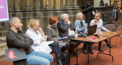 Заставка для - «Инвалид» или «человек с инвалидностью»? В Пушкинском музее обсудили вопросы терминологии