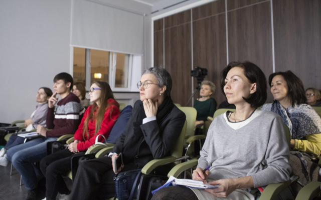 Заставка для - В Москве прошел семинар о трудоустройстве людей с инвалидностью