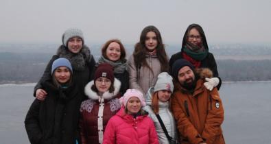 Заставка для - «Лучшие друзья» съездили в Нижний Новгород